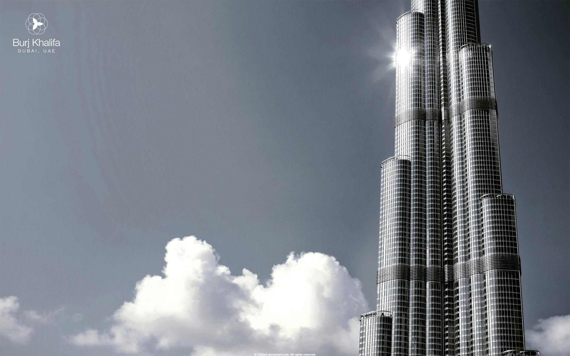 Collection of Burj Khalifa Desktop Wallpapers on HDWallpapers