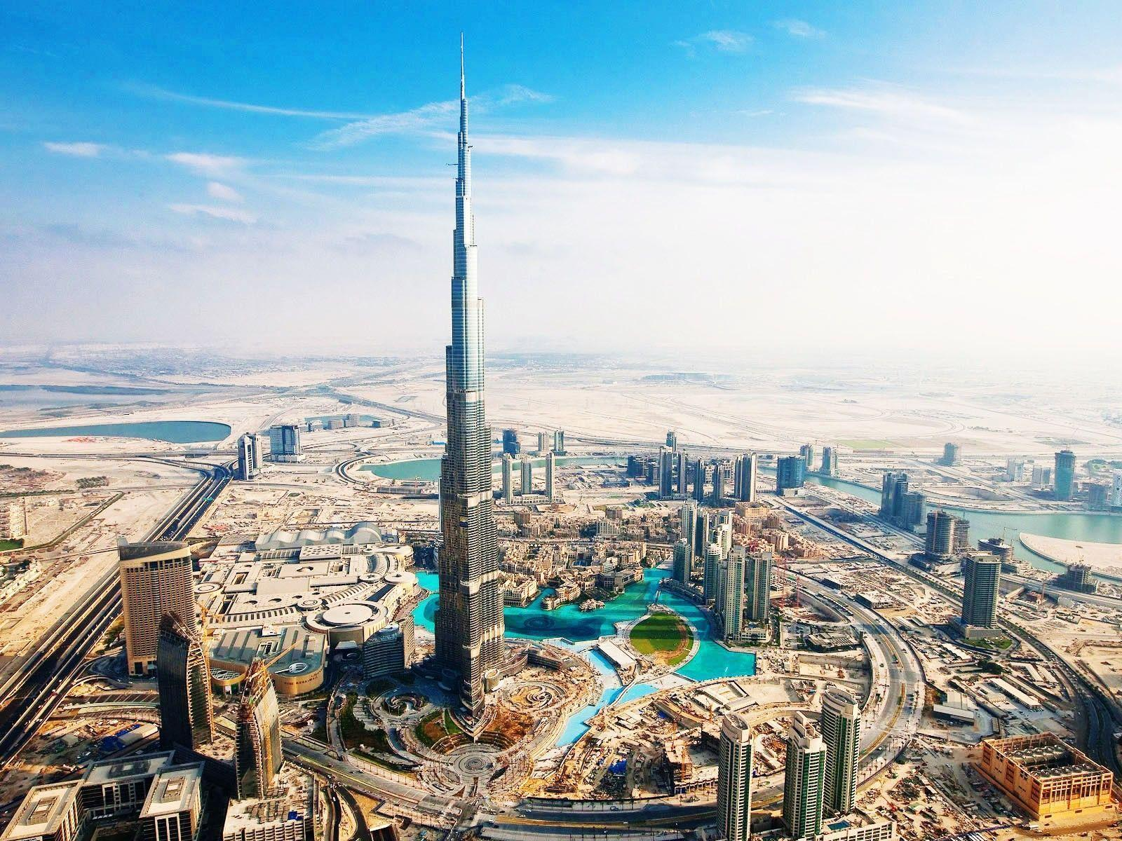 Burj Khalifa aka Burj Dubai Wallpapers | HD Wallpapers
