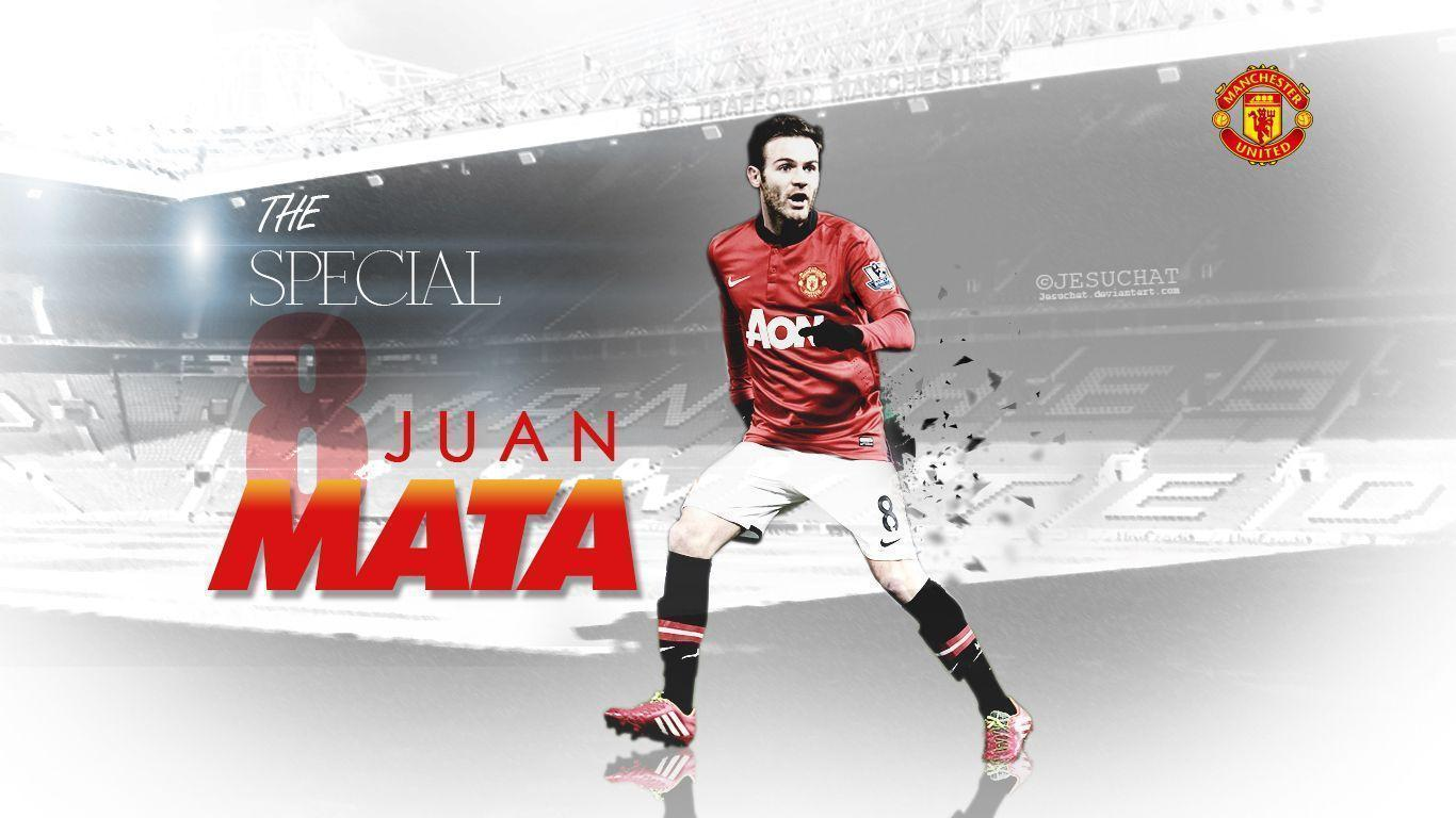 DeviantArt: More Like Juan Mata Wallpapers - Manchester United by ...