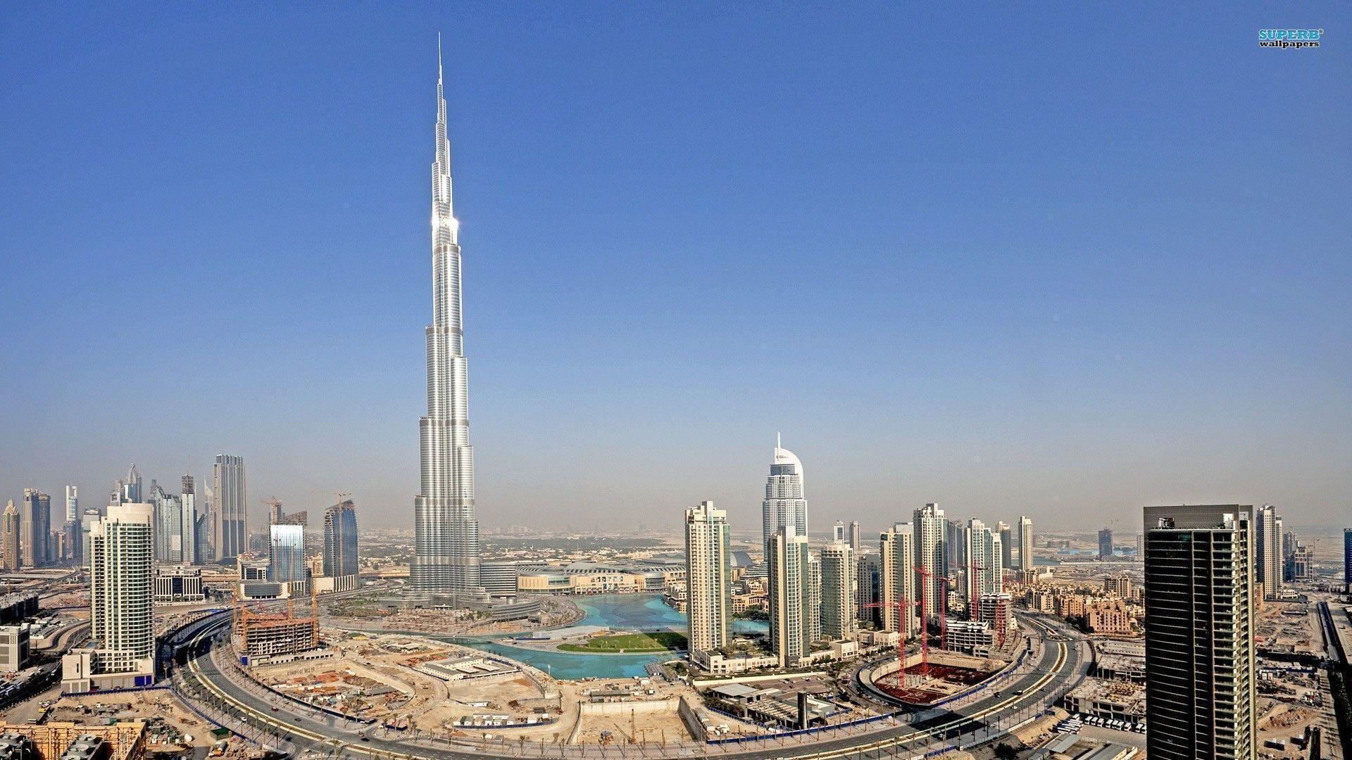 burj khalifa images