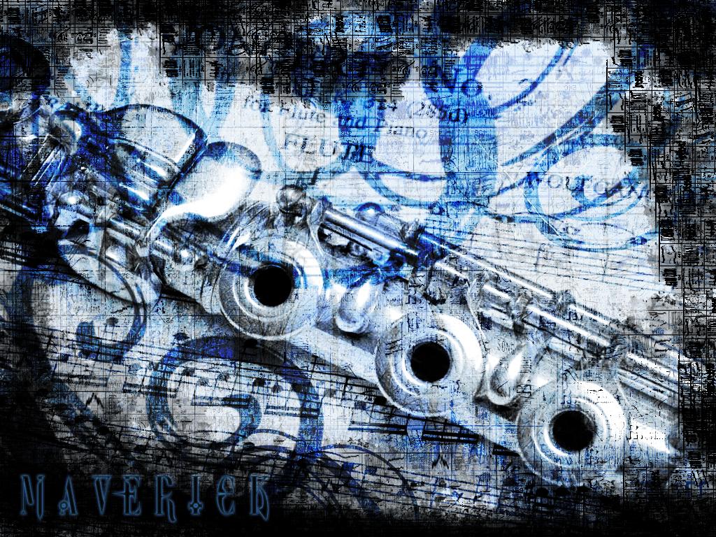 Flute by shakou-ookami on DeviantArt