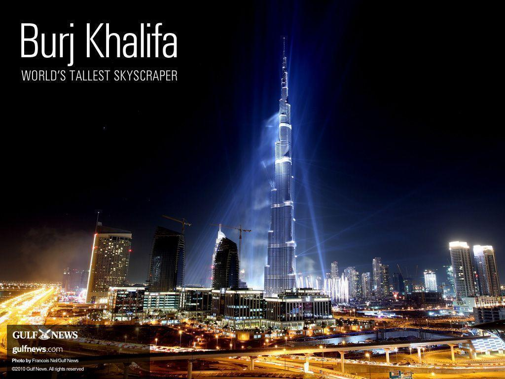 Burj Khalifa Wallpapers - WallpaperSafari