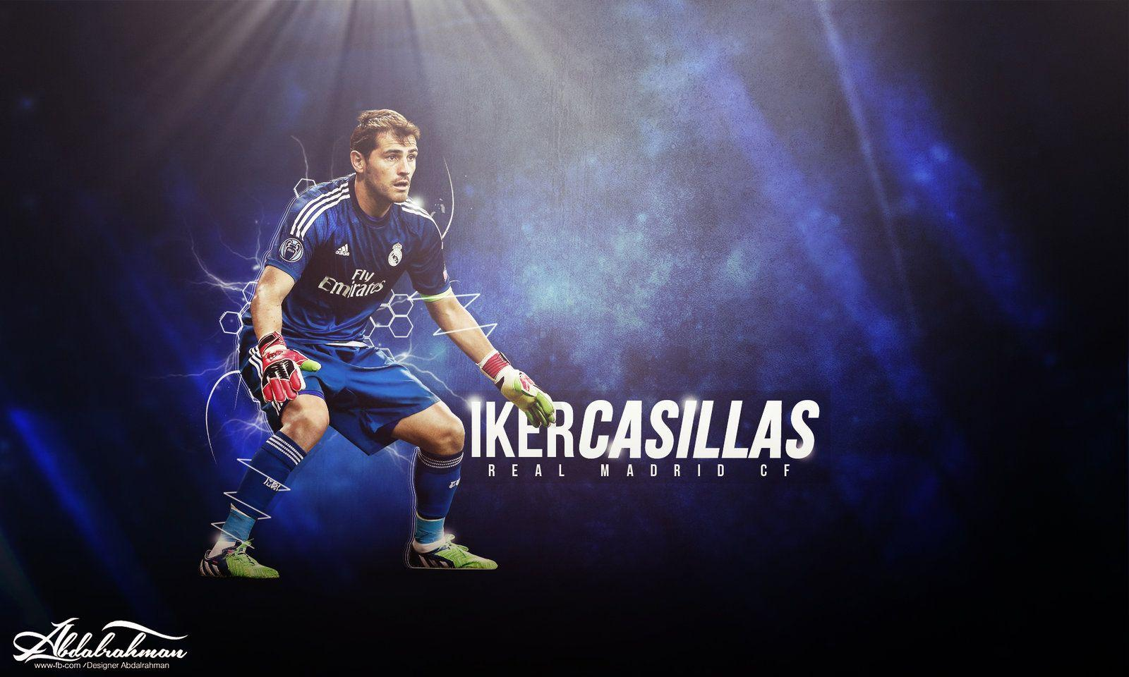 DeviantArt: More Like wallpaper iker casillas 2014-2015 by ...