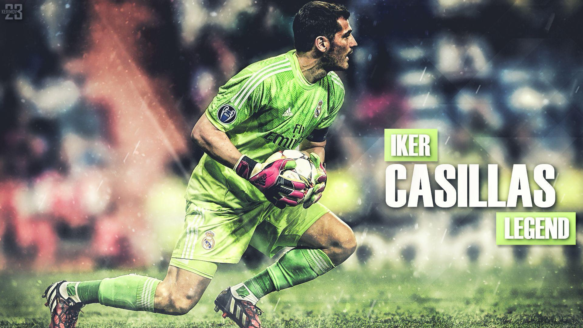 Iker Casillas HD Wallpapers