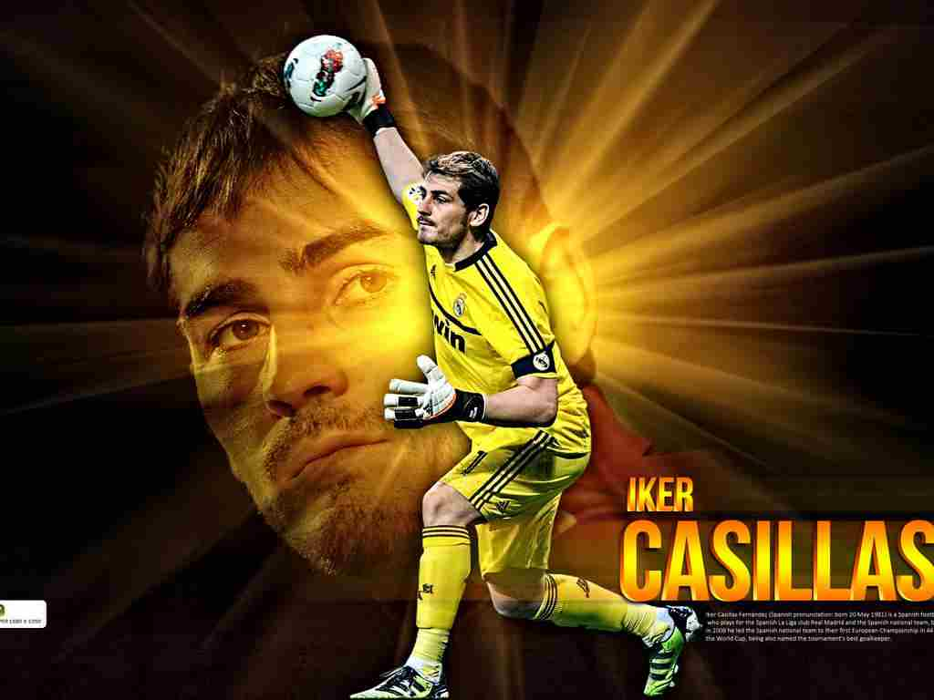 De Pantalla De Iker Casillas | Wallpapers De Iker Casillas ...
