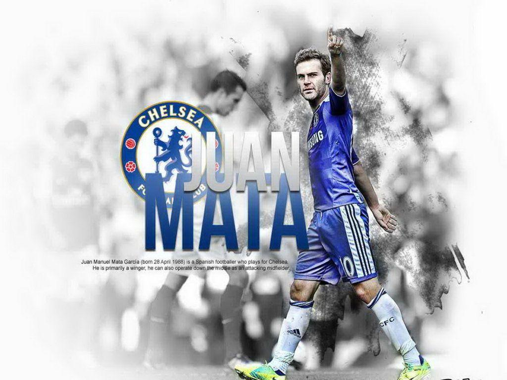 Juan Mata Chelsea Wallpaper Cool Soccer Wallpapers | This Wallpapers