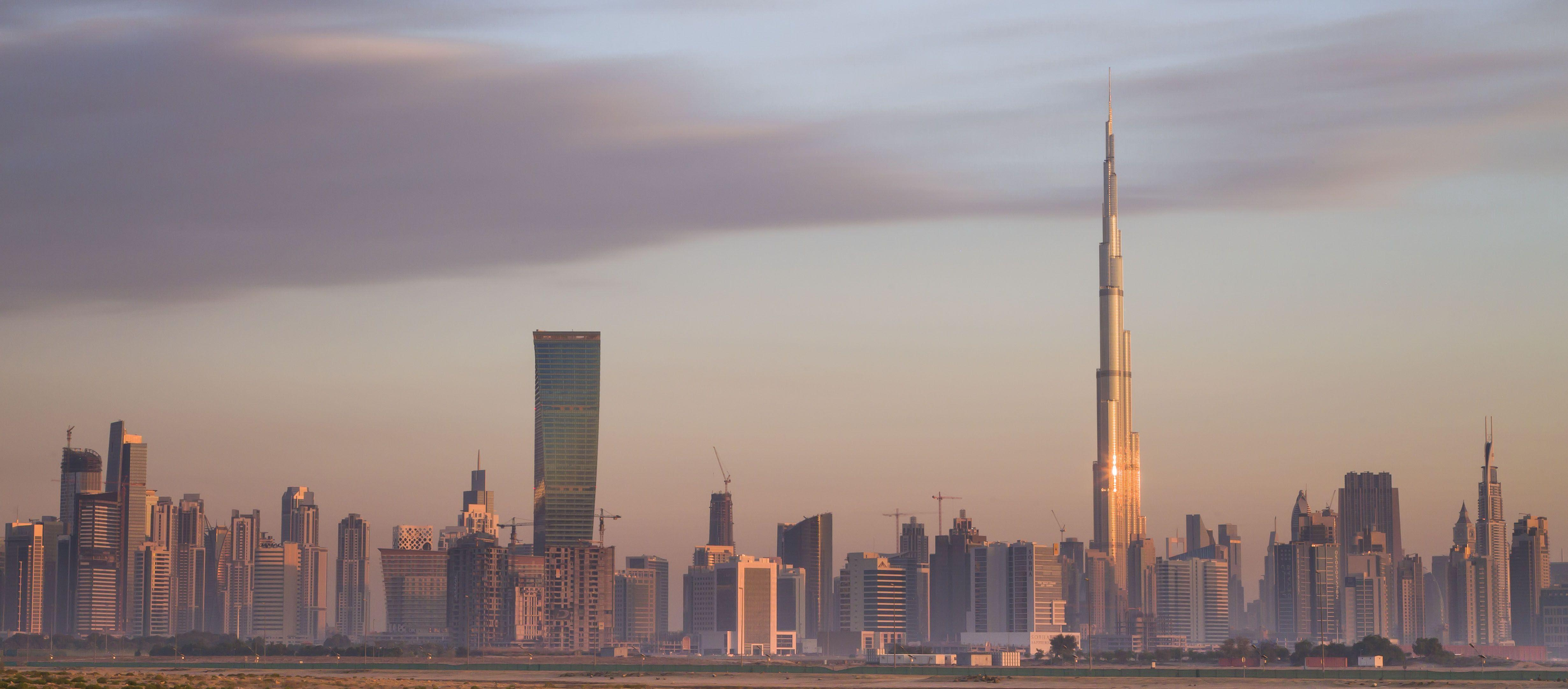 Collection of Burj Khalifa Images on HDWallpapers