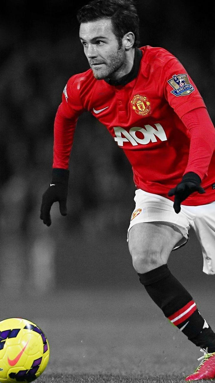 iPhone 7 - Sports/Juan Mata - Wallpaper ID: 635792