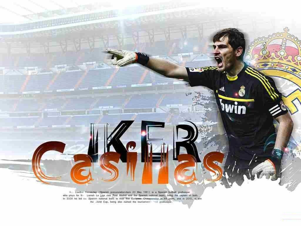 Iker Casillas 2013 Wallpapers HD