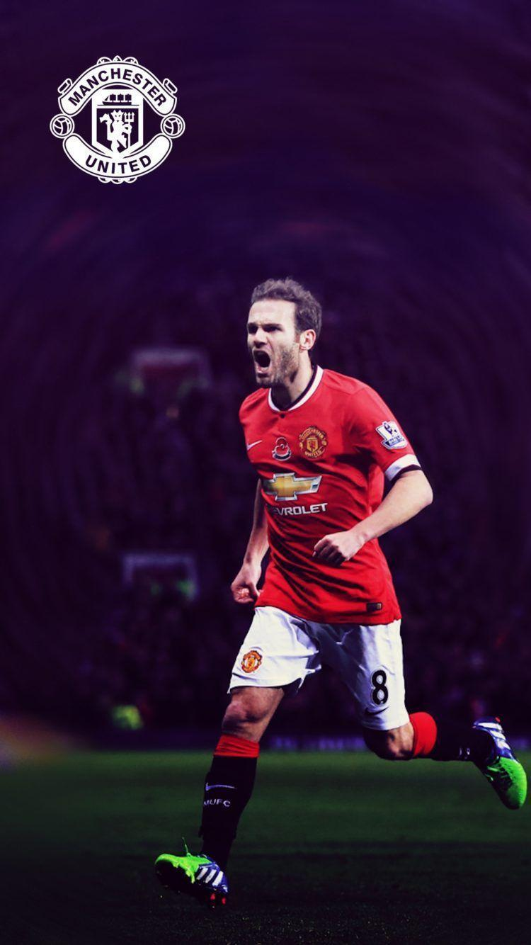 Juan Mata Manchester United iPhone Wallpaper - Wallpapers iPhone