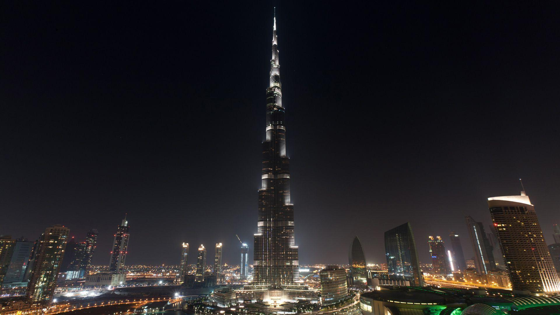 Burj Dubai HD Wallpapers - Travel HD Wallpapers