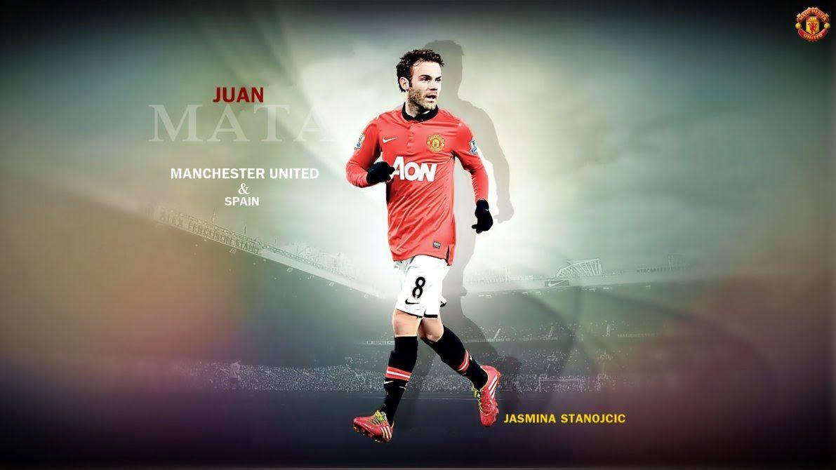 Words Celebrities Wallpapers: Juan Mata Manchester United HD ...