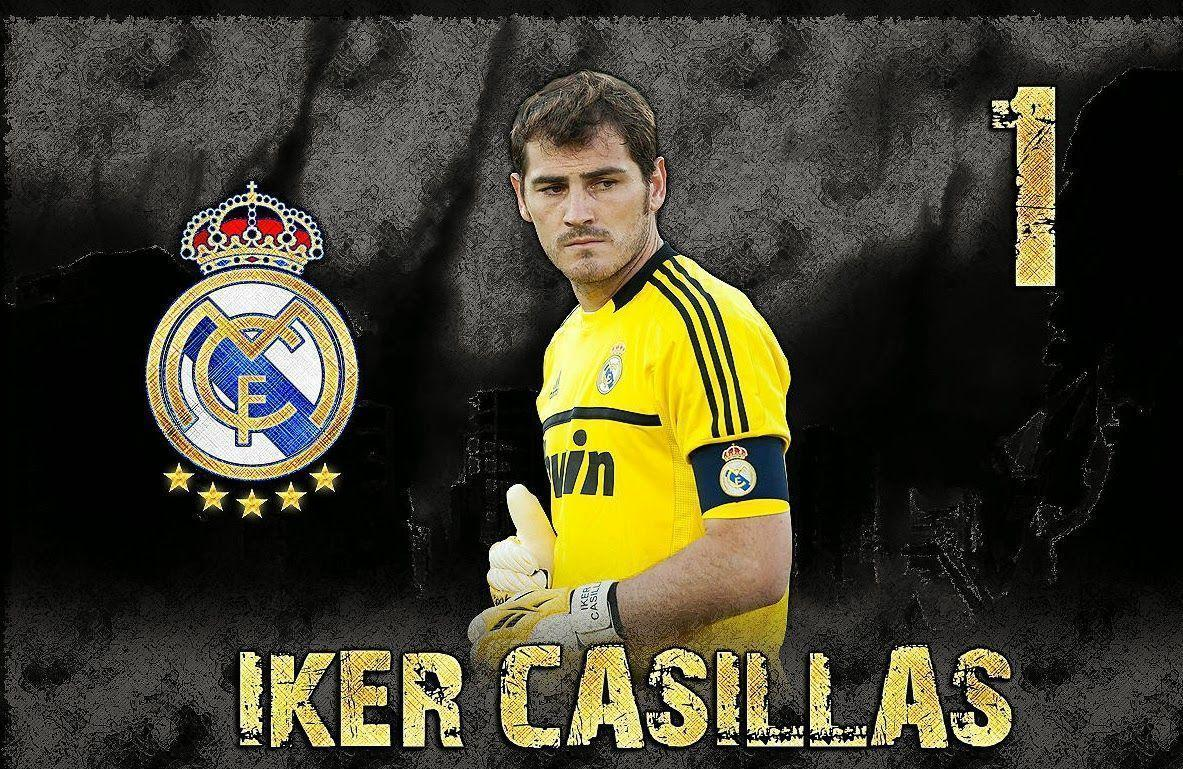 Iker Casillas Latest HD Beautiful Wallpaper 2014-15 | Sports HD ...