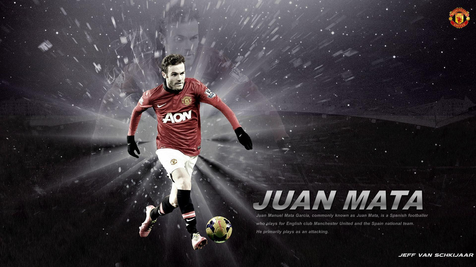 Wallpapers Manchester United Juan Mata . 1920x1080 | #1571430 ...