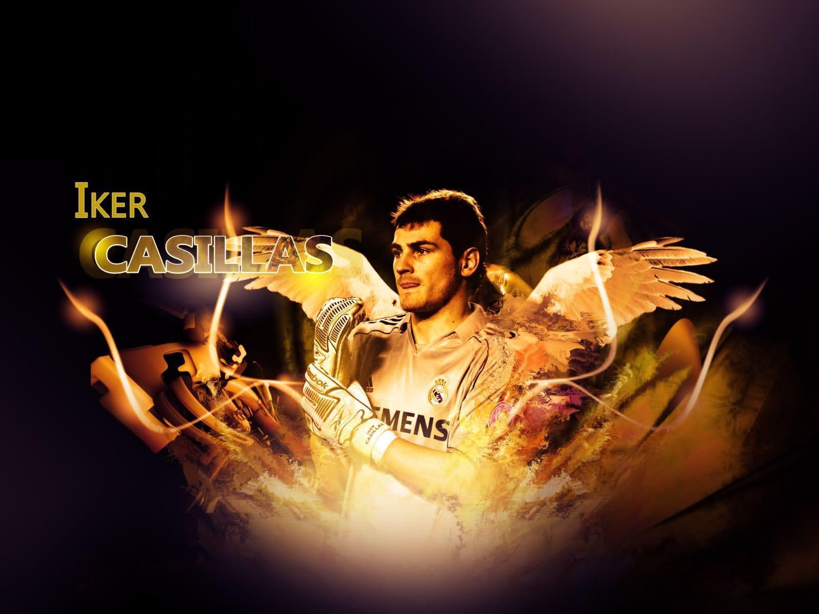 The best player Real Madrid Iker Casillas wallpapers and images ...