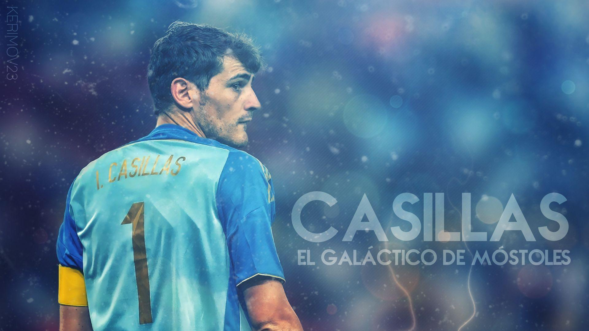 IKER Casillas - Spain Wallpaper by Kerimov23 on DeviantArt
