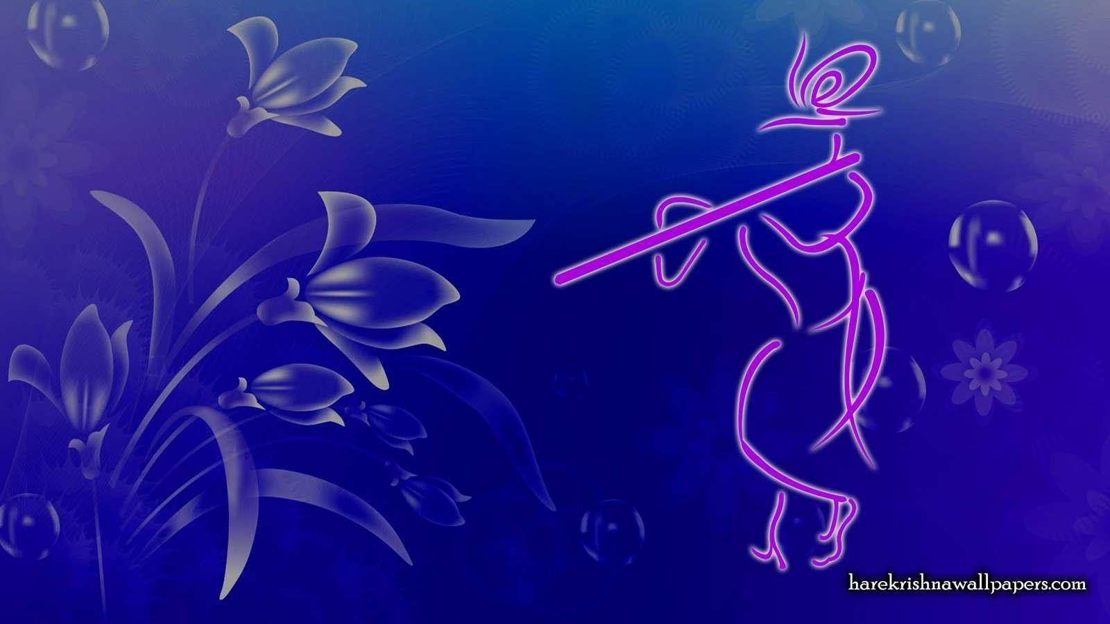 Wallpaper Flute Wallpaper Size Download Hare Krishna Wallpapers ...