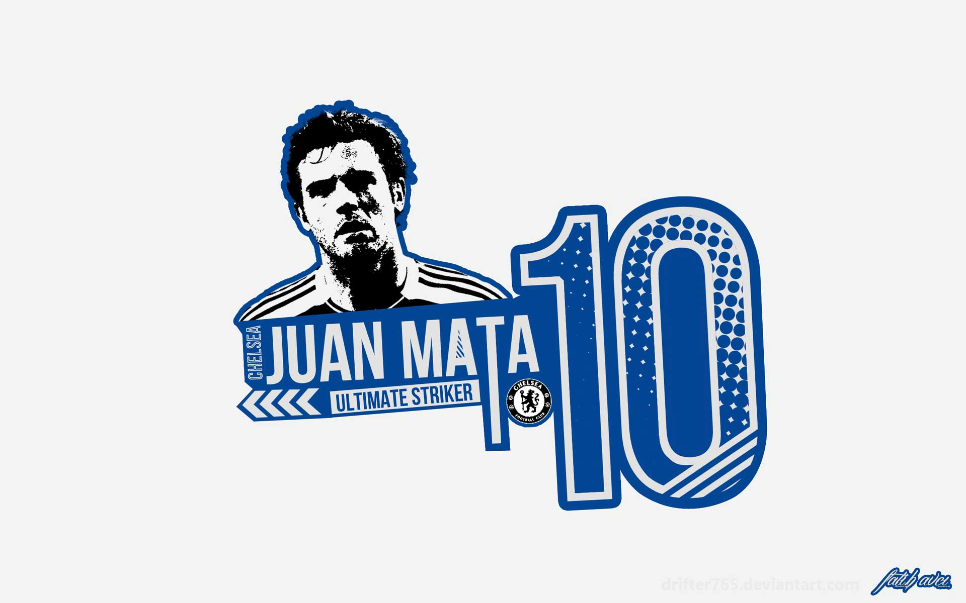 Free Wallpapers - Juan Mata wallpaper