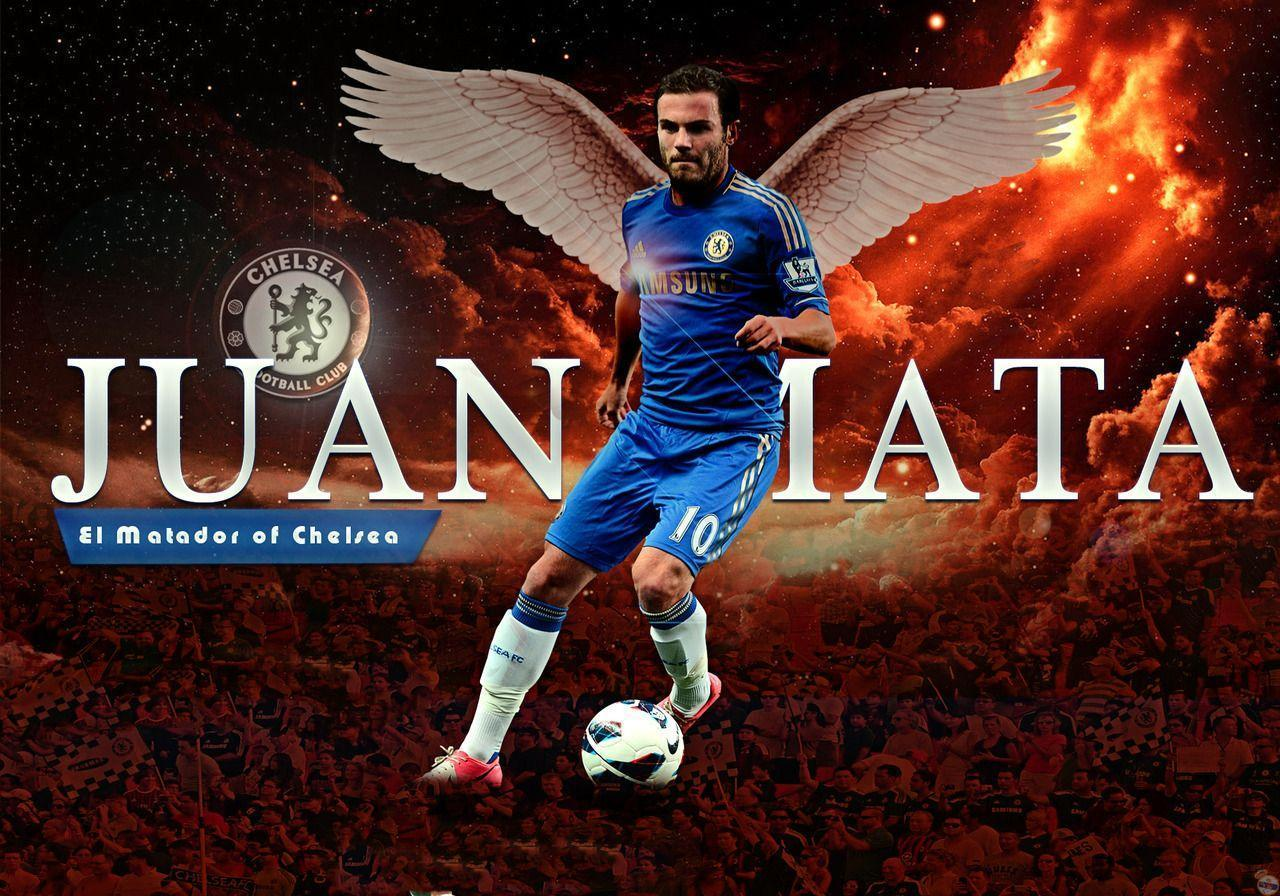 Juan Mata 720P Wallpaper | This Wallpapers
