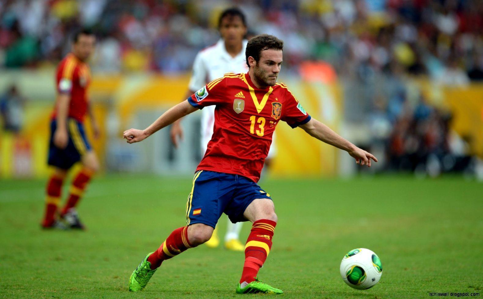 Spain Juan Mata Hd Wallpaper | This Wallpapers
