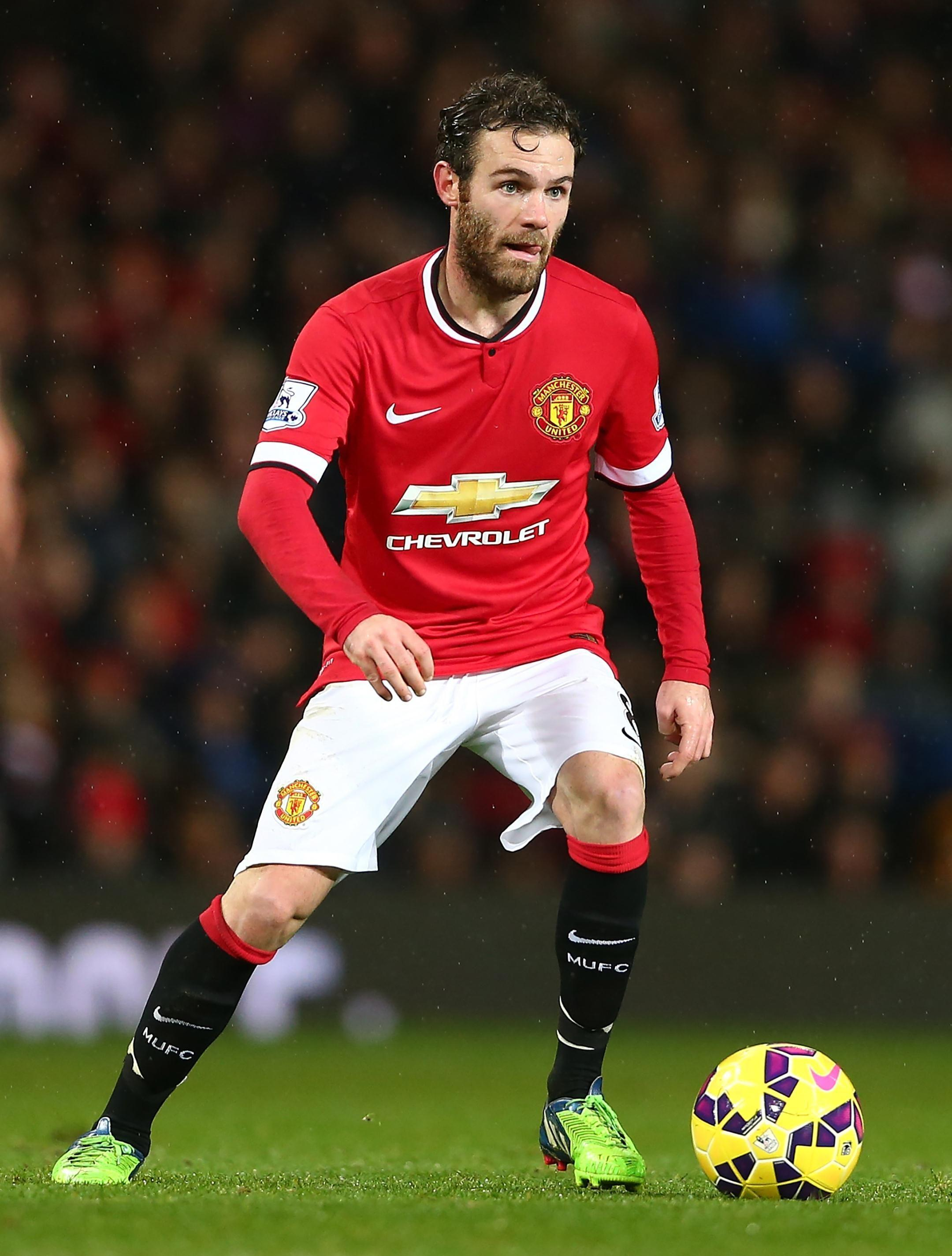 Juan Mata says it's a privilege to play alongside Wayne Rooney ...
