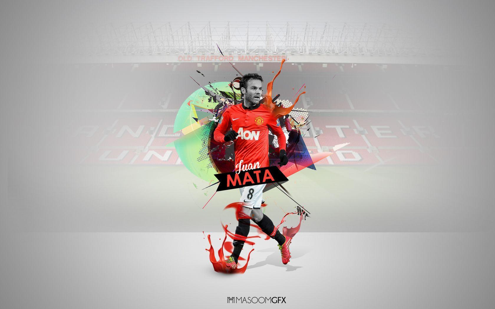 Juan Mata by Masoomv98 on DeviantArt