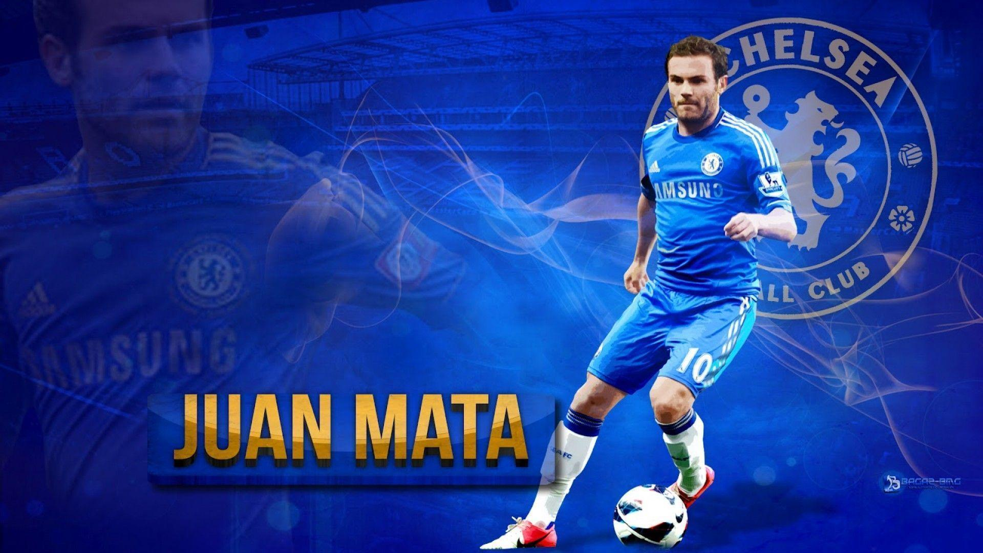 Juan Mata Chelsea Wallpaper #7022298