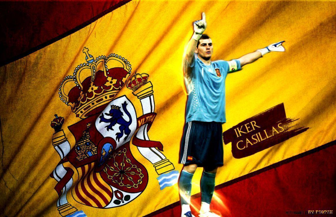 Iker Casillas Spain Wallpapers Hd | This Wallpapers