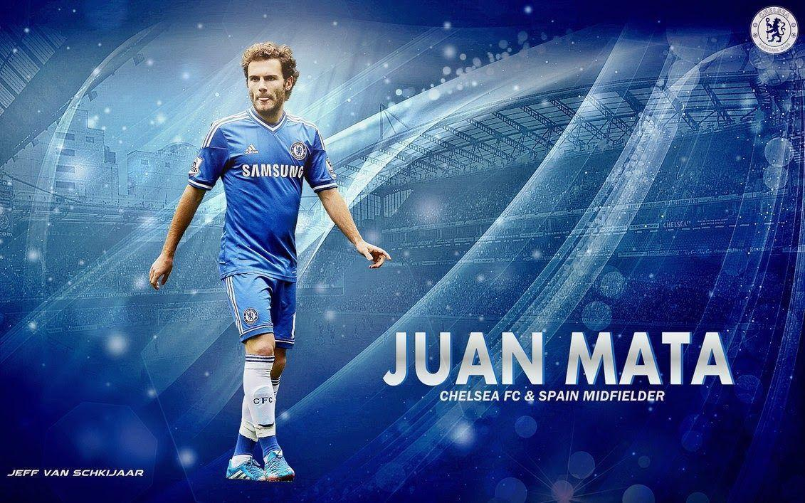 Juan Mata 2014 HD Wallpapers
