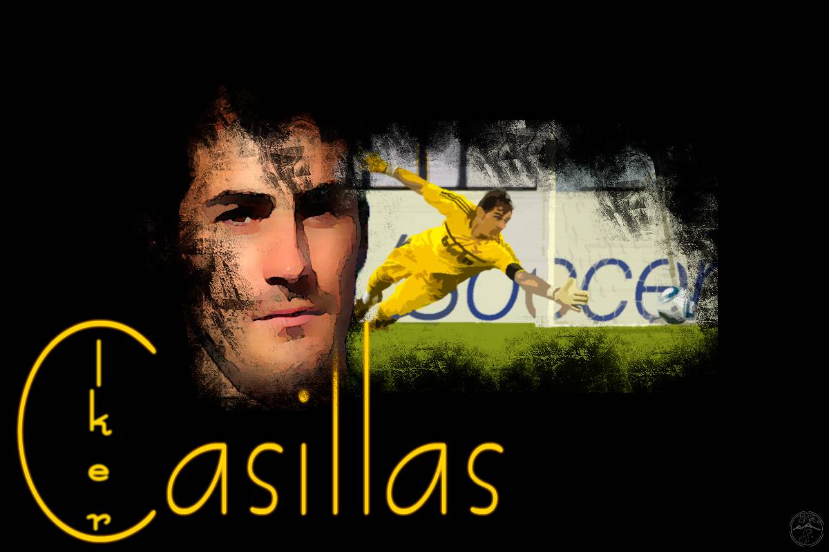 Iker Casillas Soccer Wallpaper - Football HD Wallpapers