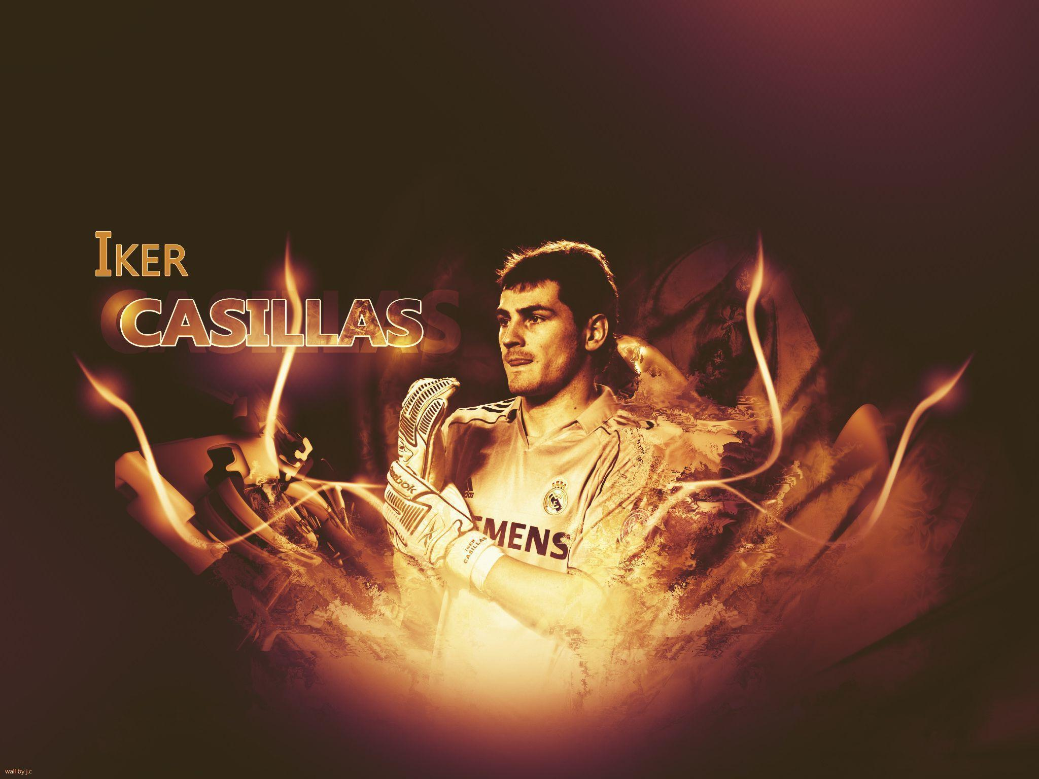 Iker Casillas Wallpaper Real Madrid | Wallpaper in Pixels