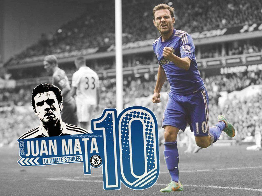 Juan Mata 10 Wallpaper - Football HD Wallpapers