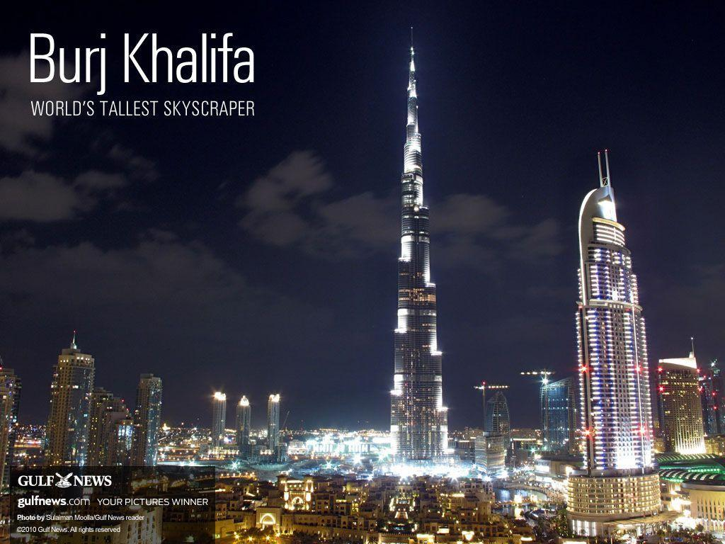 Burj Khalifa HD Wallpaper - WallpaperSafari