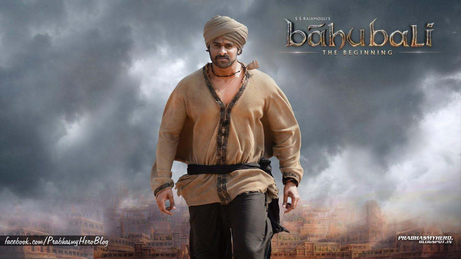 Baahubali Posters and Wallpapers - Prabhas Fans Forever