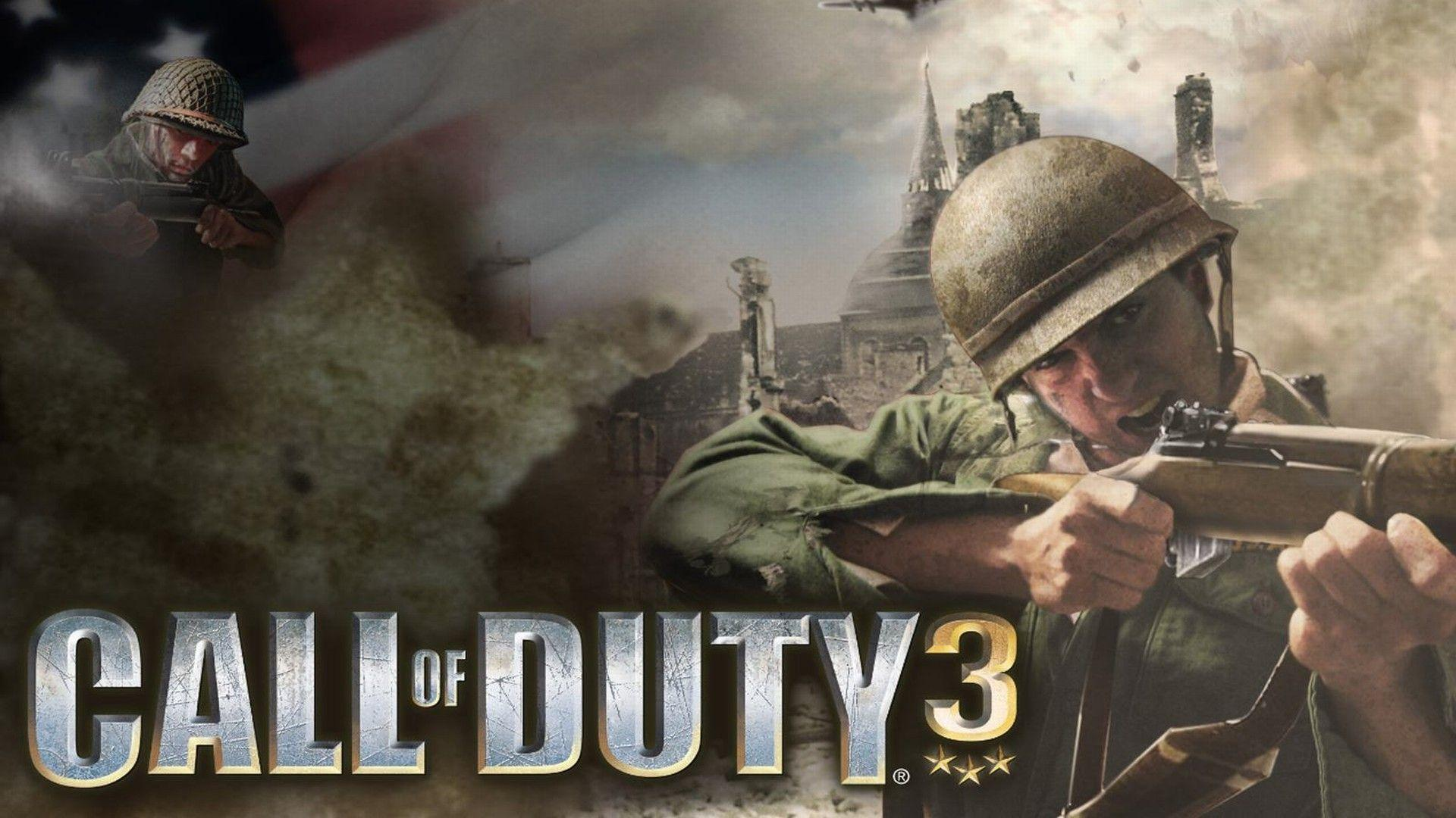 Call Of Duty 3 Wallpapers - Wallpaper Cave