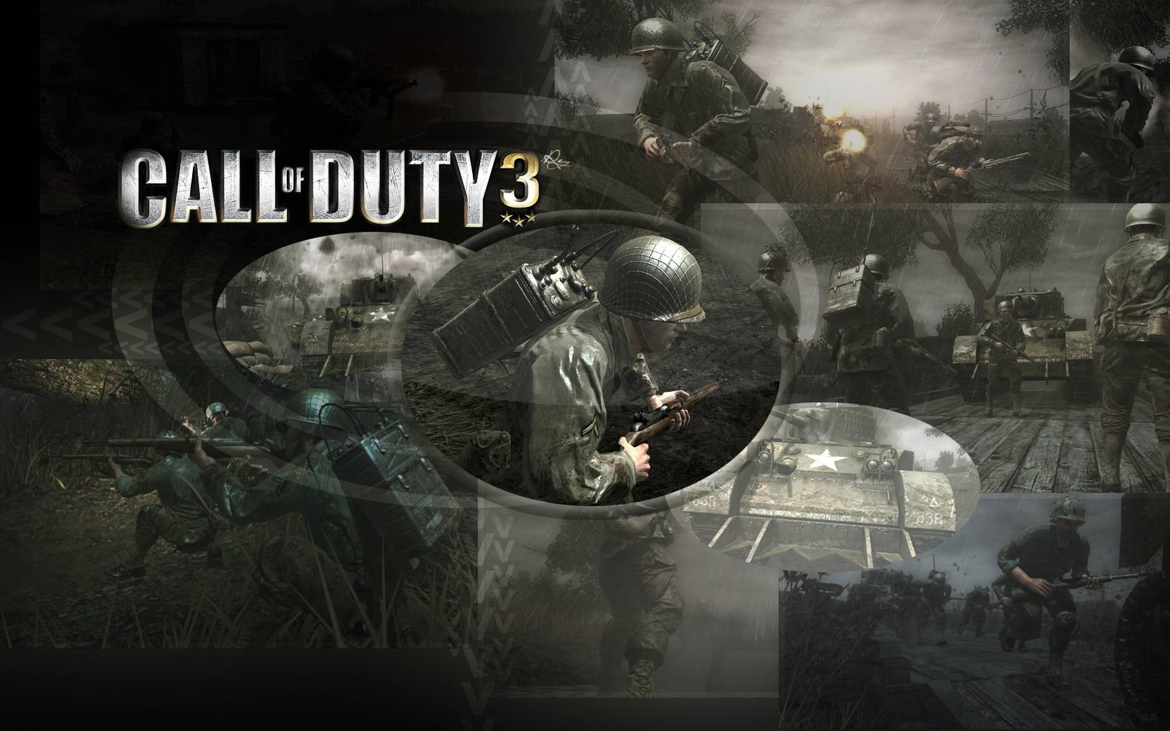 Wallpaper Call of Duty 3 - WallpaperSafari