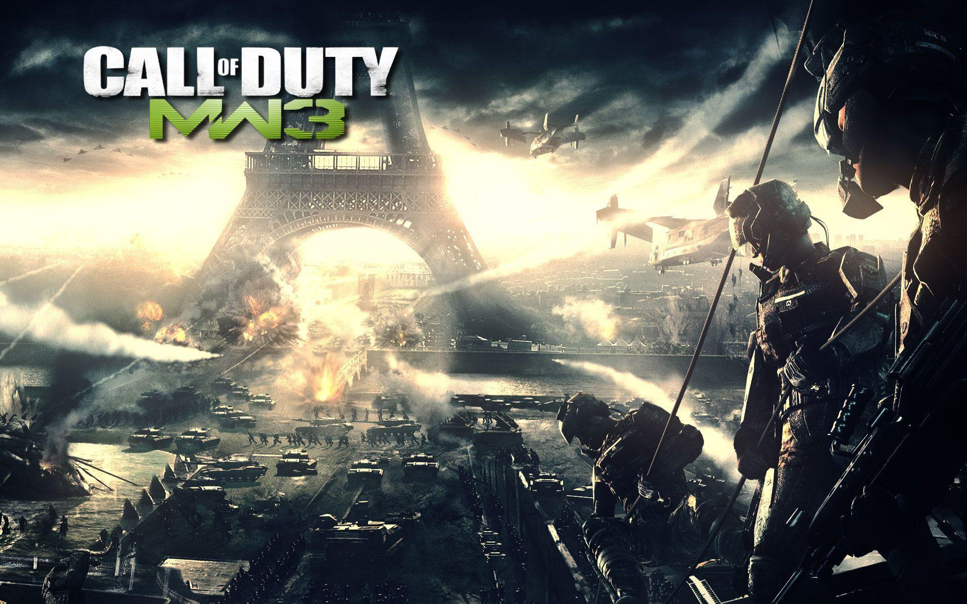 23 Call Of Duty: Modern Warfare 3 HD Wallpapers | Backgrounds ...