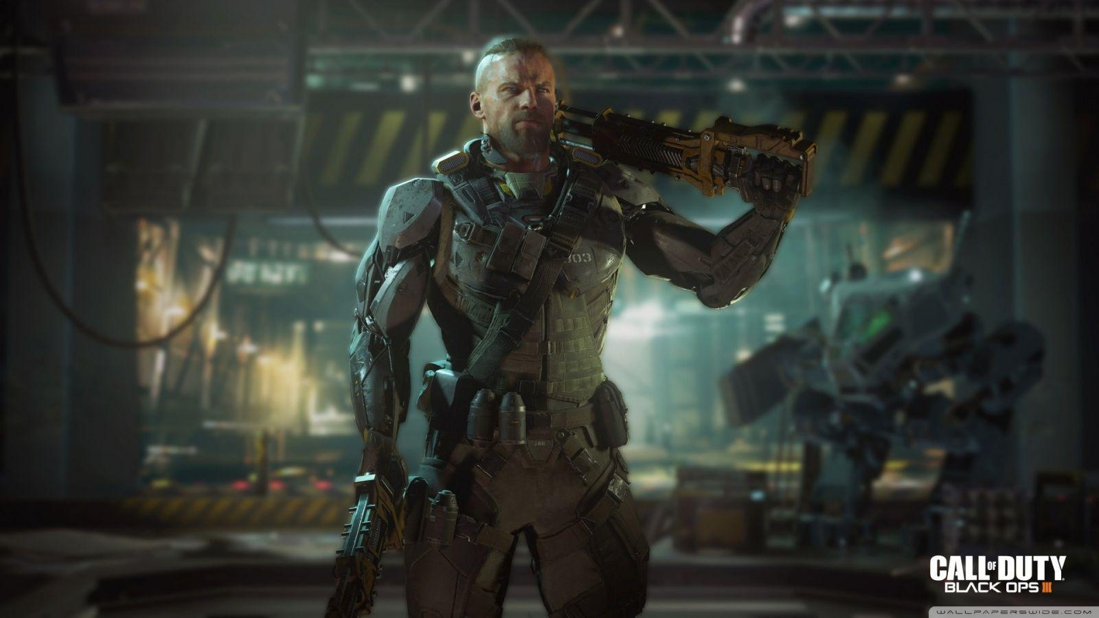 Call of Duty Black Ops 3 Specialist HD desktop wallpaper ...