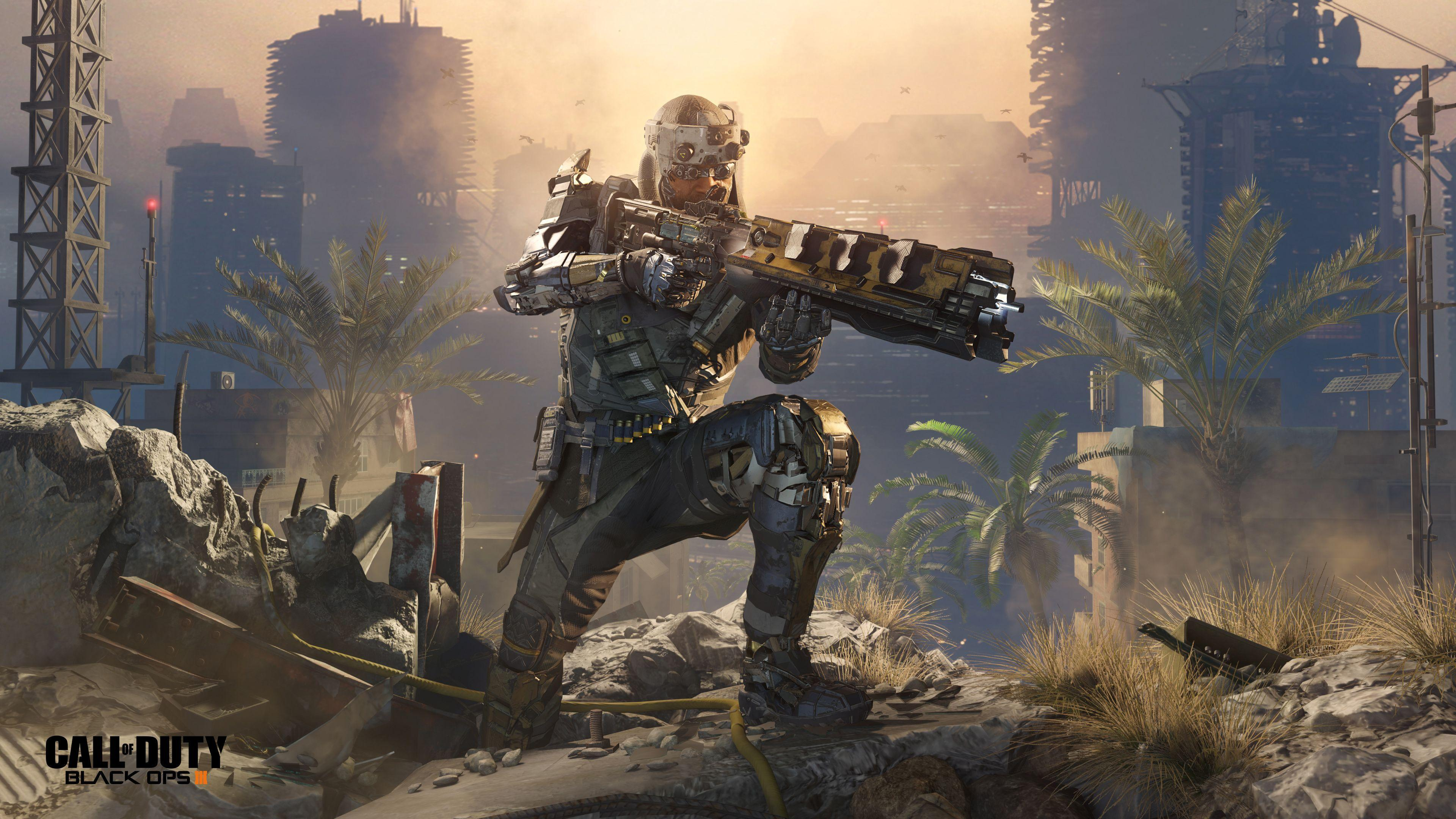 Call Of Duty Black Ops 3 Wallpapers Wide - Mytwiink.com