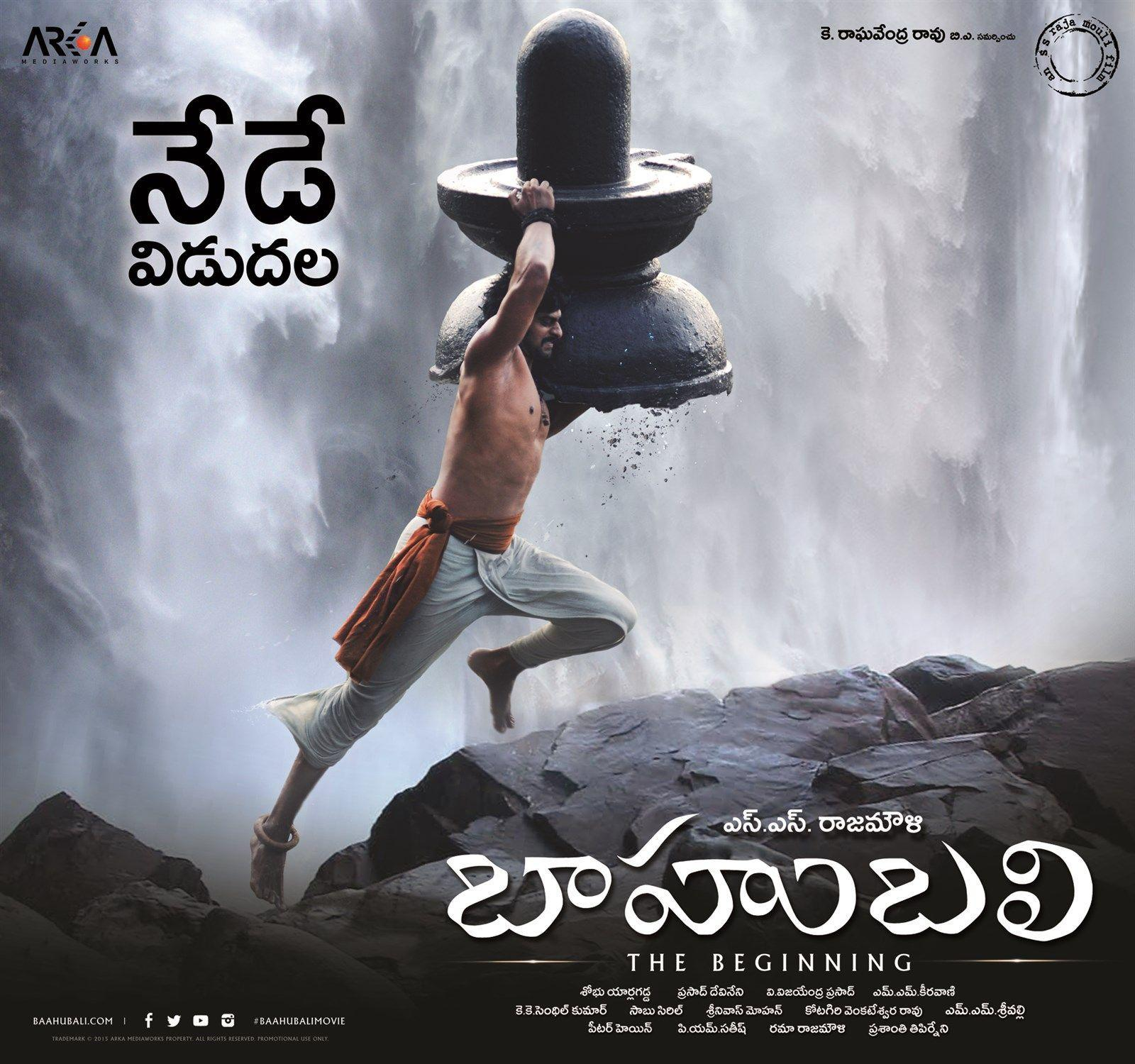 Picture 900204 | Prabhas's Bahubali Movie Release Wallpaper | New ...