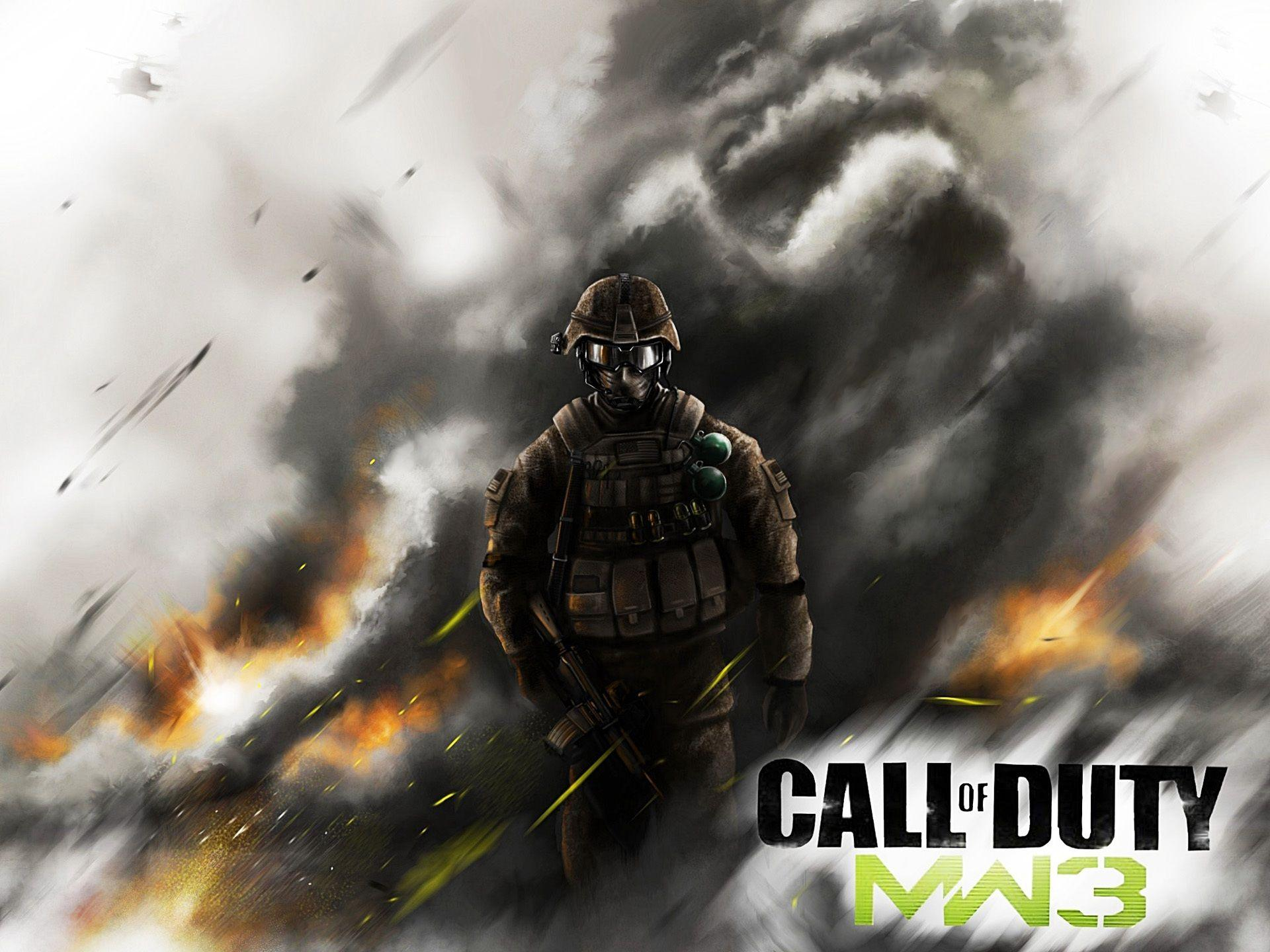 Call Of Duty Modern Warfare 3 Wallpapers Group (69+)