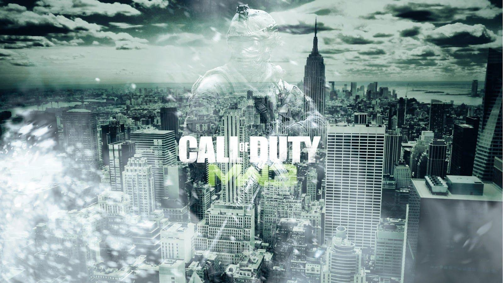 HD WALLPAPERS: Call of Duty Modern Warfare 3 HD Wallpapers