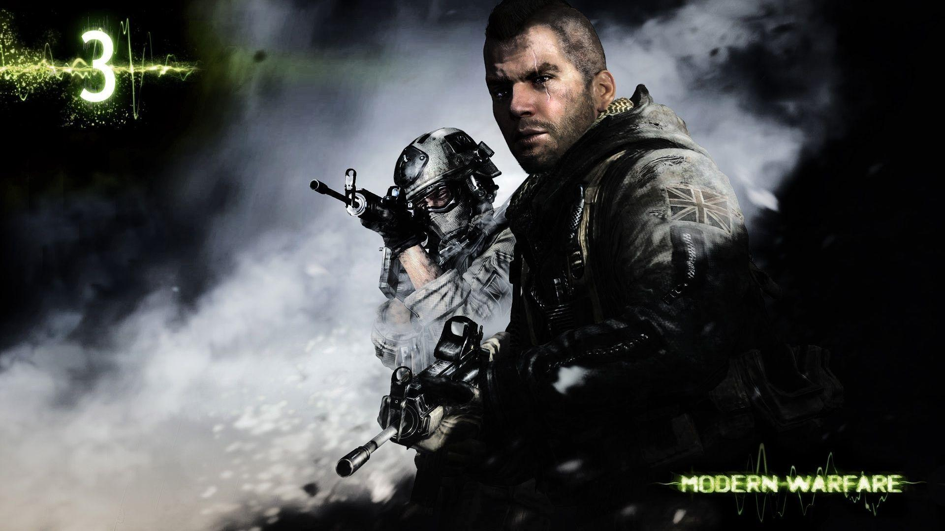 Call Of Duty: Modern Warfare 3 Wallpapers HD Group (79+)