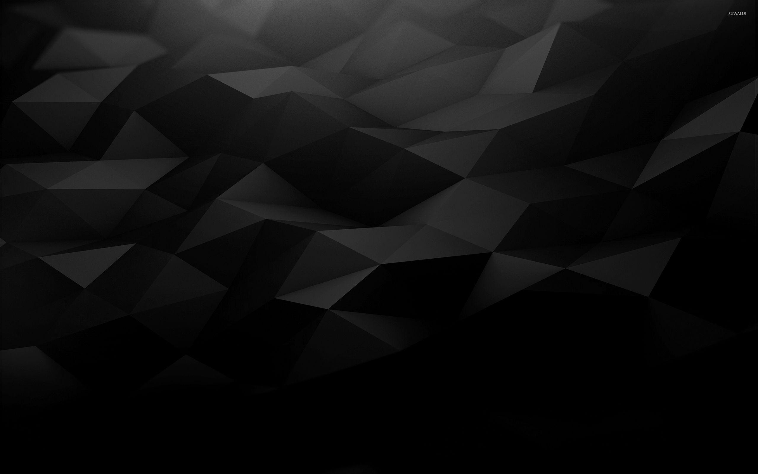 top polygon wallpaper abstract - photo #16