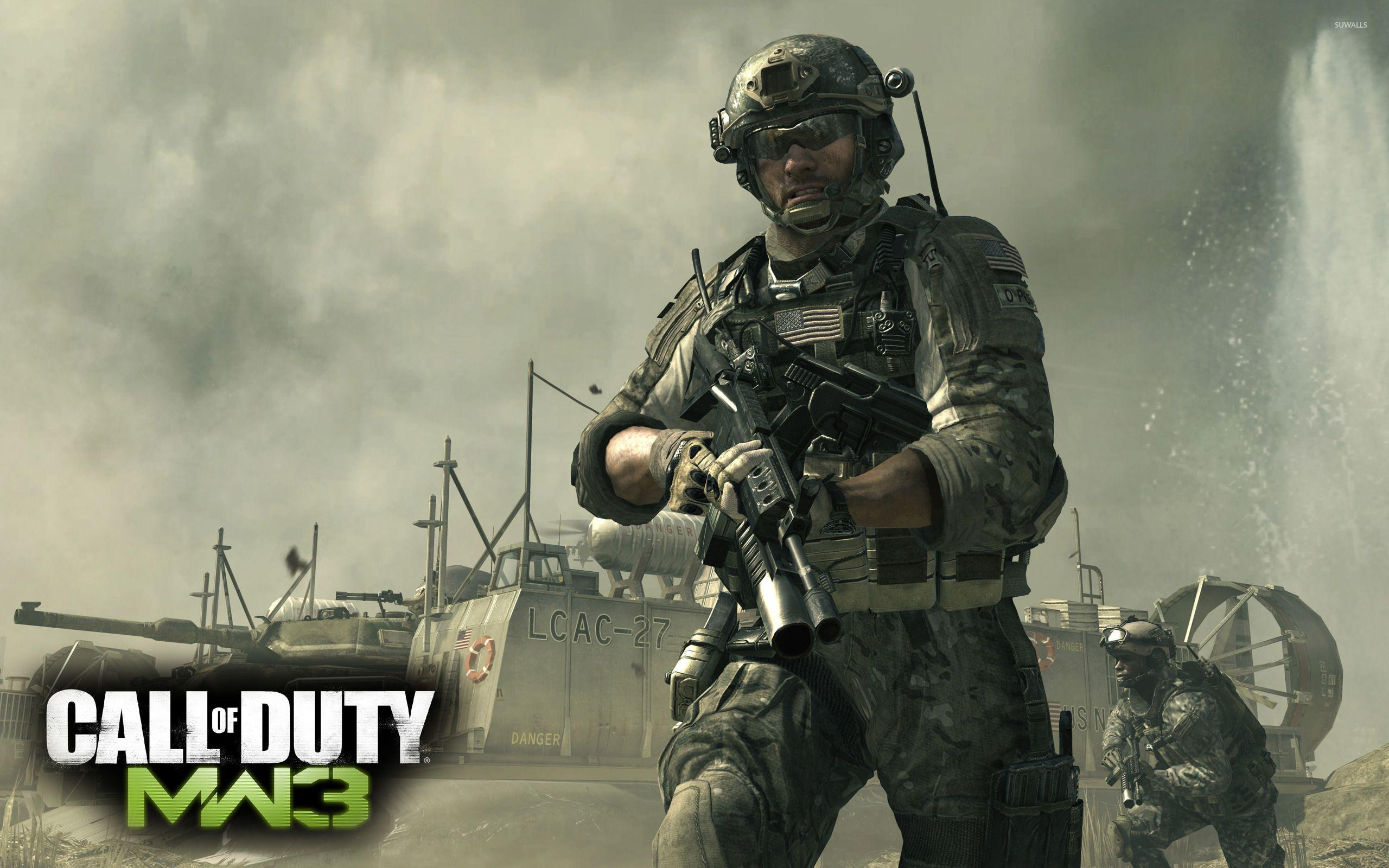 Call of Duty: Modern Warfare 3 [3] wallpaper - Game wallpapers ...
