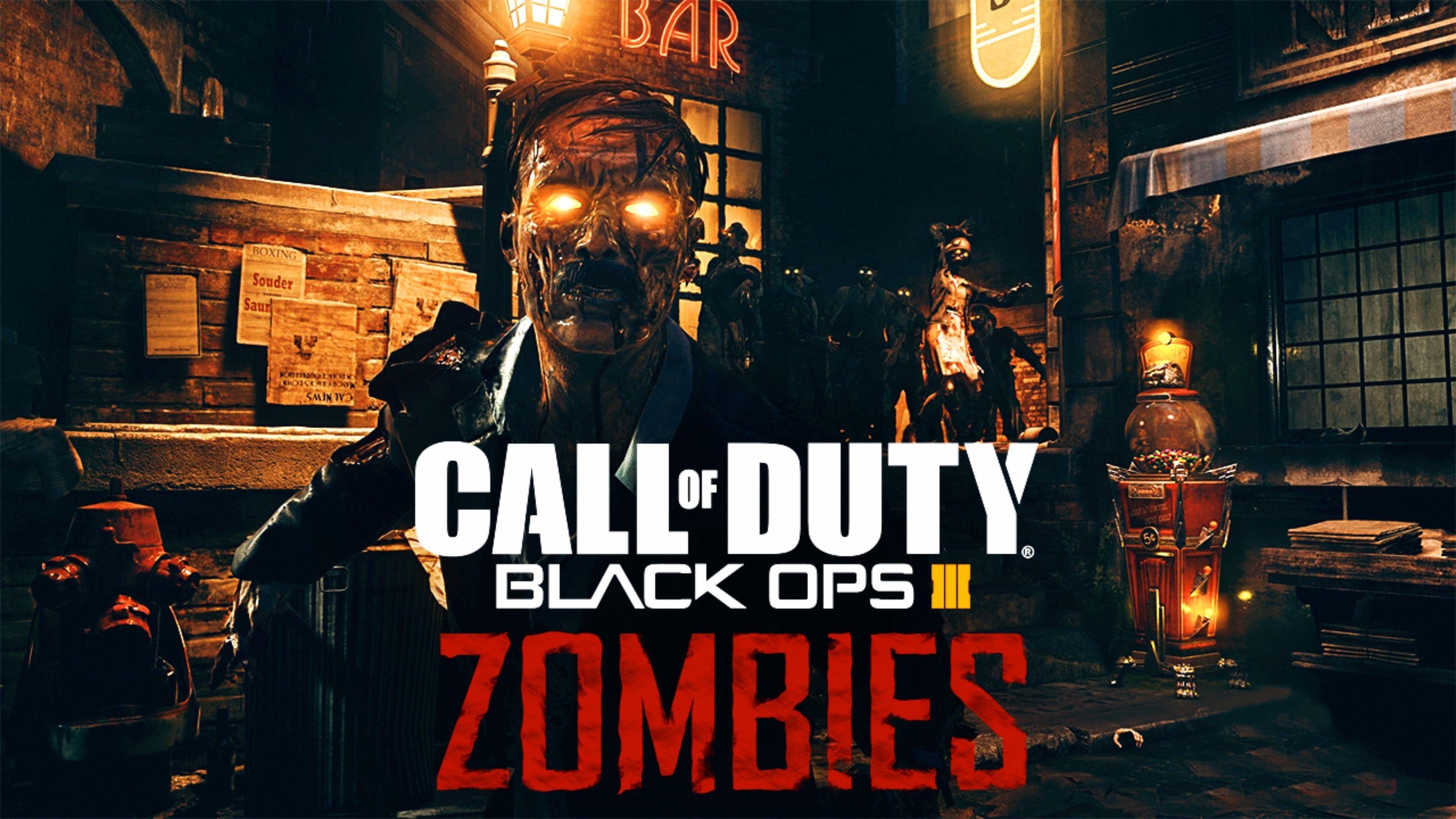 Call Of Duty Black Ops 3 Wallpaper Zombies - clipartsgram.com