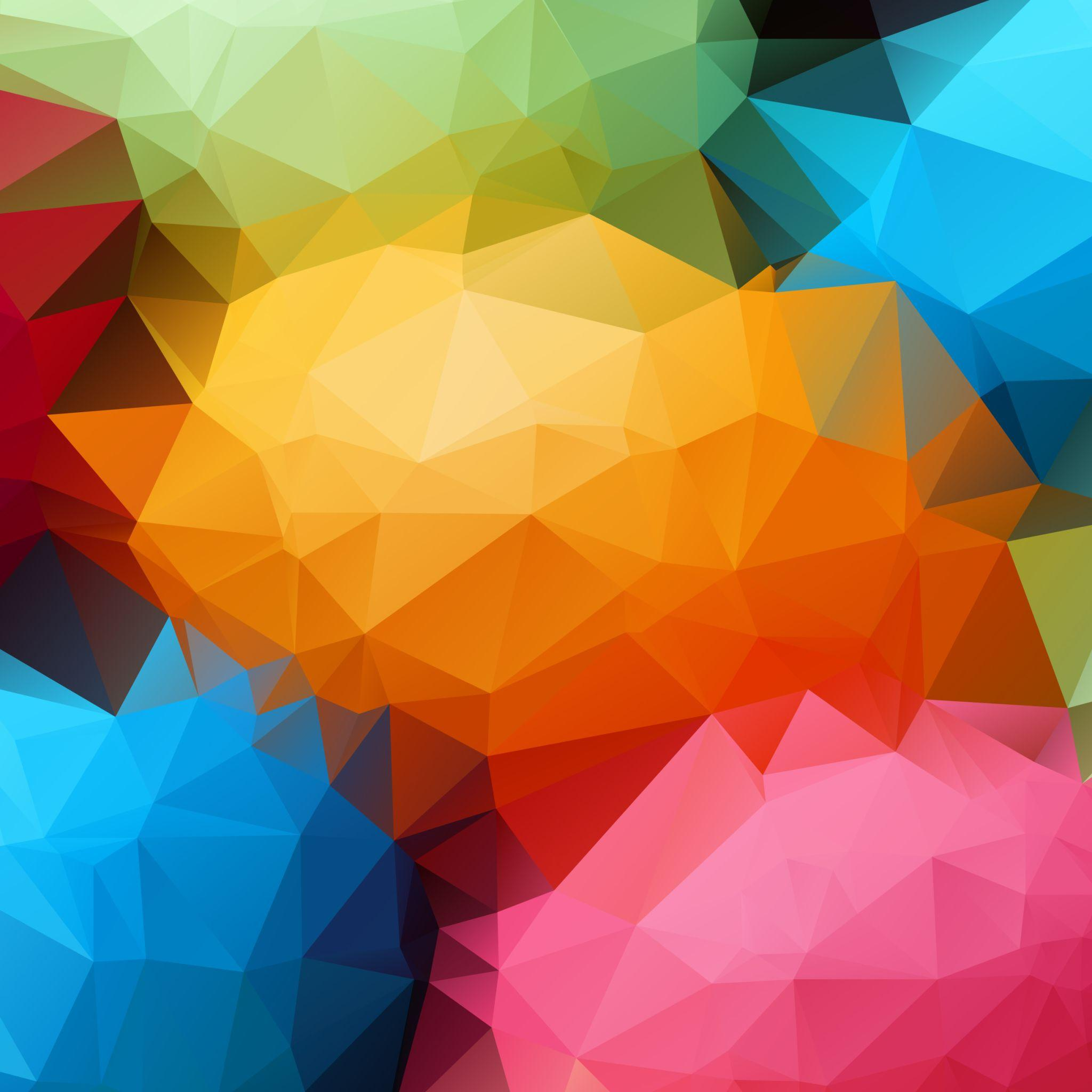 50 Amazing Polygon wallpapers #576858