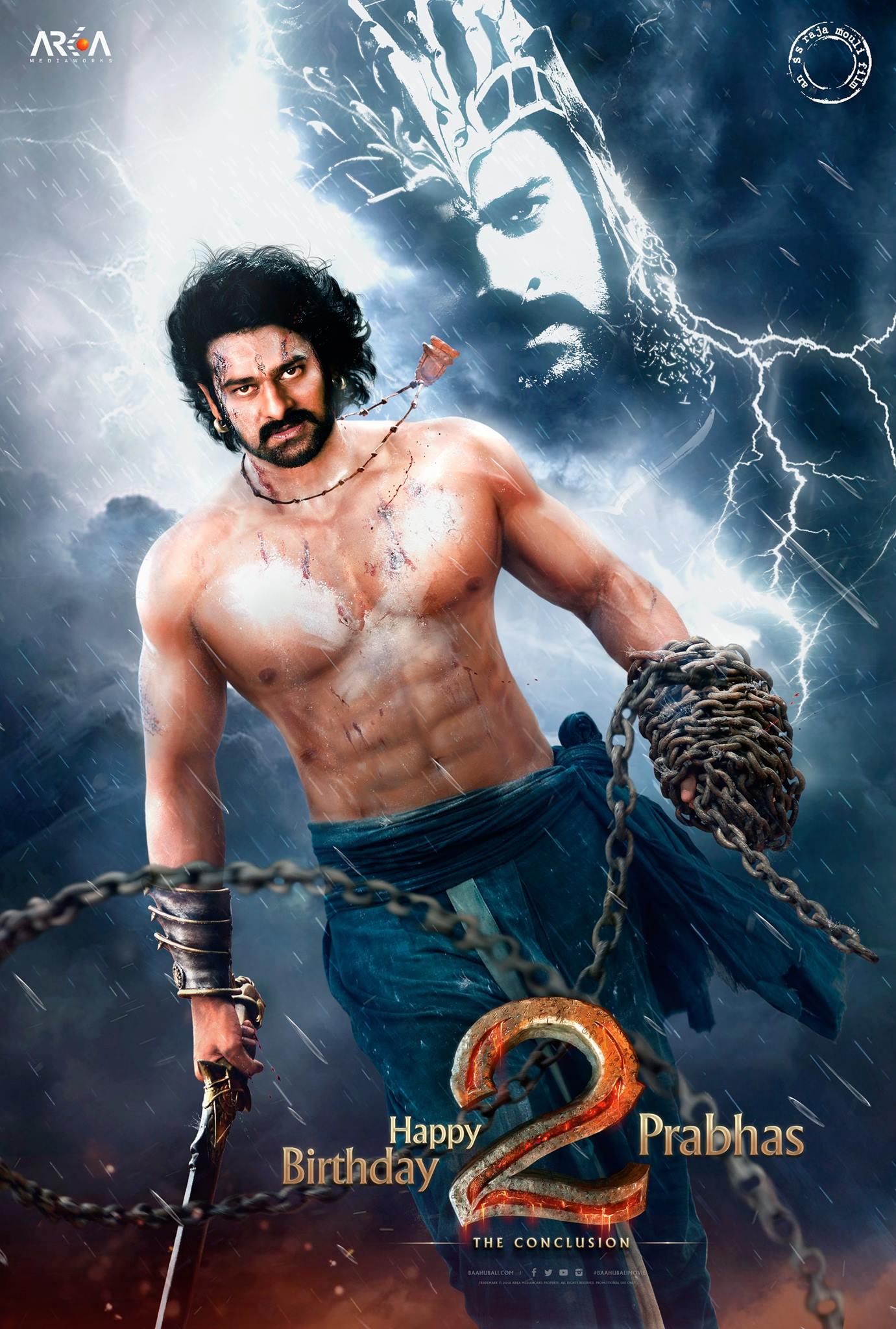 Prabhas Baahubali Movie Wallpapers Ultra HD | 25CineFrames