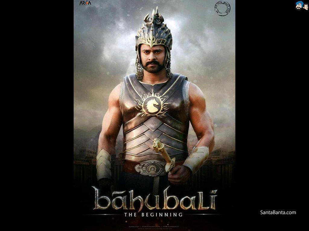 Baahubali The Beginning Movie Wallpaper #1