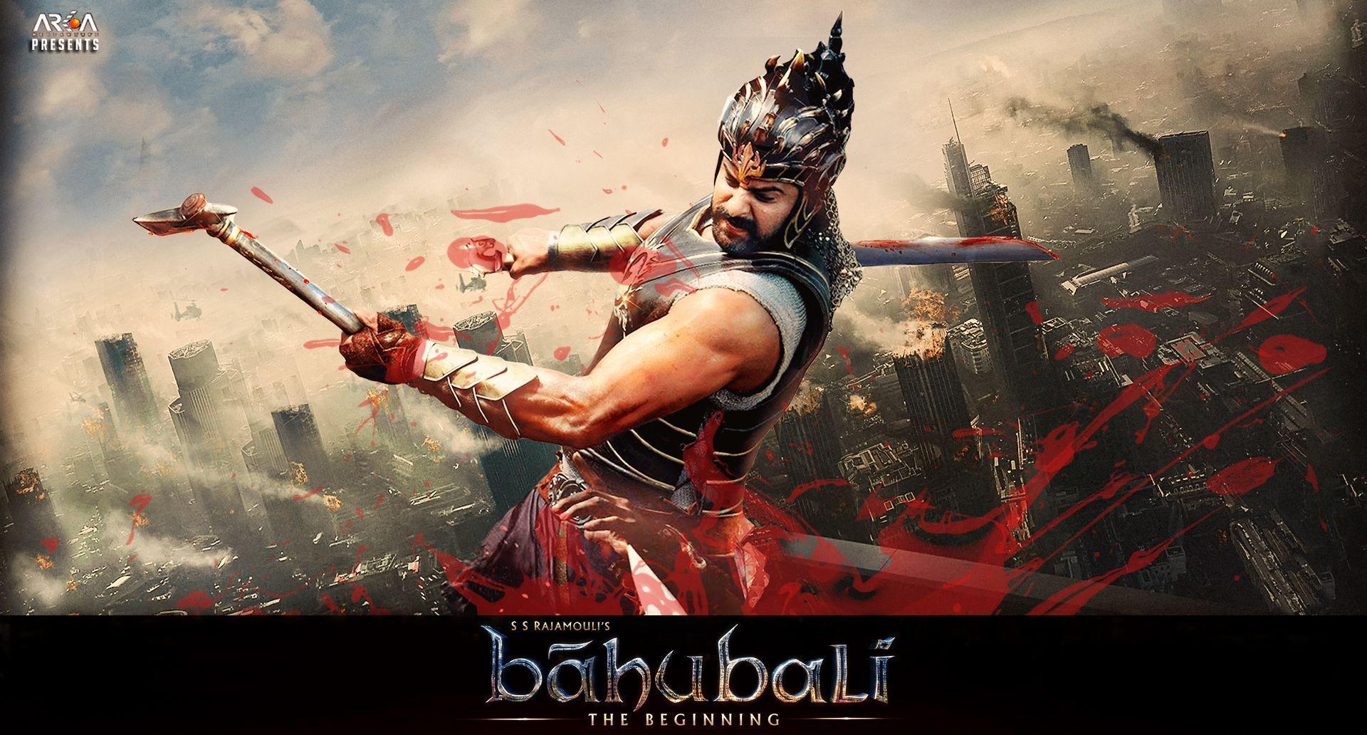Baahubali-The Beginning Wallpapers - Sumo Creations